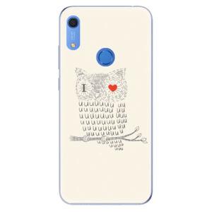 Odolné silikónové puzdro iSaprio - I Love You 01 - Huawei Y6s