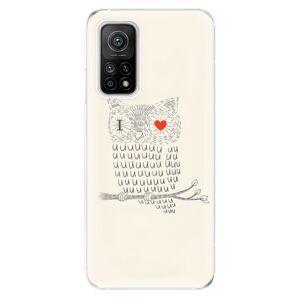 Odolné silikónové puzdro iSaprio - I Love You 01 - Xiaomi Mi 10T / Mi 10T Pro