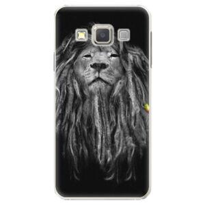 Plastové puzdro iSaprio - Smoke 01 - Samsung Galaxy A7