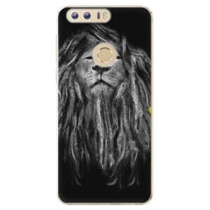 Plastové puzdro iSaprio - Smoke 01 - Huawei Honor 8