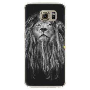 Silikónové puzdro iSaprio - Smoke 01 - Samsung Galaxy S6 Edge