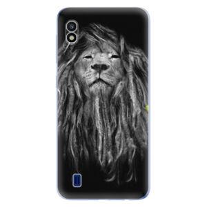 Odolné silikónové puzdro iSaprio - Smoke 01 - Samsung Galaxy A10