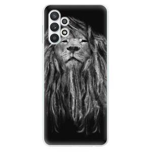 Odolné silikónové puzdro iSaprio - Smoke 01 - Samsung Galaxy A32