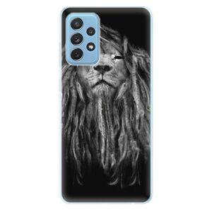 Odolné silikónové puzdro iSaprio - Smoke 01 - Samsung Galaxy A72