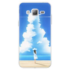 Plastové puzdro iSaprio - My Summer - Samsung Galaxy J3