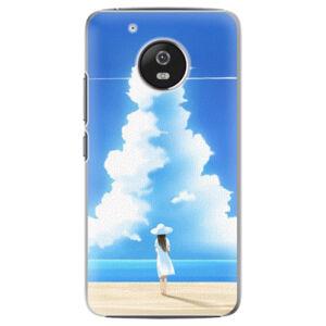 Plastové puzdro iSaprio - My Summer - Lenovo Moto G5