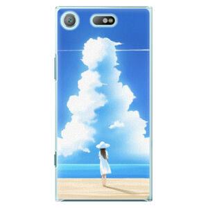 Plastové puzdro iSaprio - My Summer - Sony Xperia XZ1 Compact