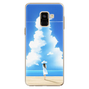Plastové puzdro iSaprio - My Summer - Samsung Galaxy A8 2018