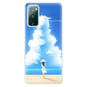 Odolné silikónové puzdro iSaprio - My Summer - Samsung Galaxy S20 FE