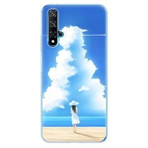 Odolné silikónové puzdro iSaprio - My Summer - Huawei Nova 5T