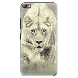 Plastové puzdro iSaprio - Lioness 01 - Lenovo S60