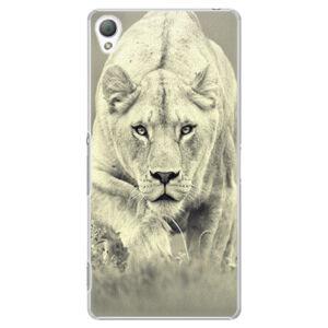 Plastové puzdro iSaprio - Lioness 01 - Sony Xperia Z3
