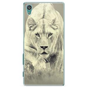 Plastové puzdro iSaprio - Lioness 01 - Sony Xperia Z5