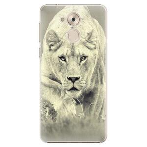 Plastové puzdro iSaprio - Lioness 01 - Huawei Nova Smart