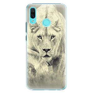 Plastové puzdro iSaprio - Lioness 01 - Huawei Nova 3