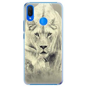 Plastové puzdro iSaprio - Lioness 01 - Huawei Nova 3i
