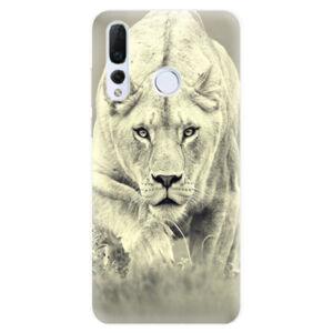 Odolné silikonové pouzdro iSaprio - Lioness 01 - Huawei Nova 4