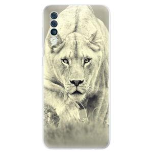 Odolné silikónové puzdro iSaprio - Lioness 01 - Samsung Galaxy A50
