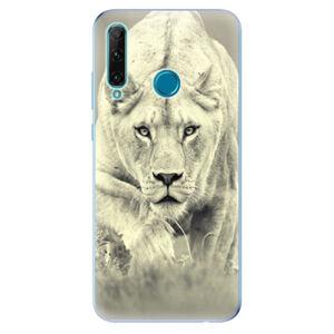 Odolné silikónové puzdro iSaprio - Lioness 01 - Honor 20e