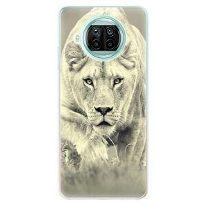 Odolné silikónové puzdro iSaprio - Lioness 01 - Xiaomi Mi 10T Lite