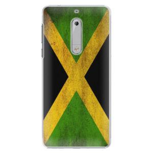 Plastové puzdro iSaprio - Flag of Jamaica - Nokia 5