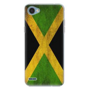 Plastové puzdro iSaprio - Flag of Jamaica - LG Q6