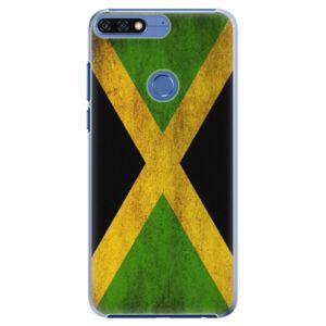 Plastové puzdro iSaprio - Flag of Jamaica - Huawei Honor 7C