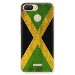 Plastové puzdro iSaprio - Flag of Jamaica - Xiaomi Redmi 6