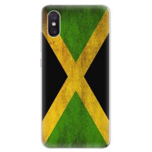 Odolné silikonové pouzdro iSaprio - Flag of Jamaica - Xiaomi Mi 8 Pro