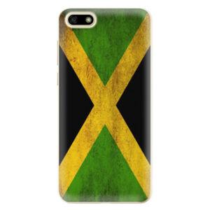 Odolné silikónové puzdro iSaprio - Flag of Jamaica - Huawei Y5 2018