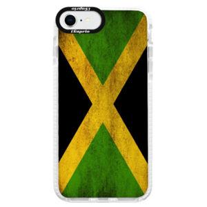 Silikónové puzdro Bumper iSaprio - Flag of Jamaica - iPhone SE 2020