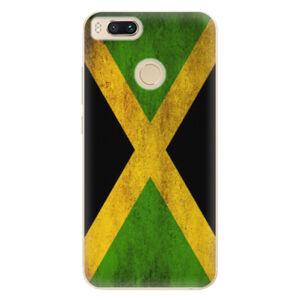 Odolné silikónové puzdro iSaprio - Flag of Jamaica - Xiaomi Mi A1