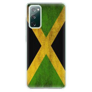 Plastové puzdro iSaprio - Flag of Jamaica - Samsung Galaxy S20 FE