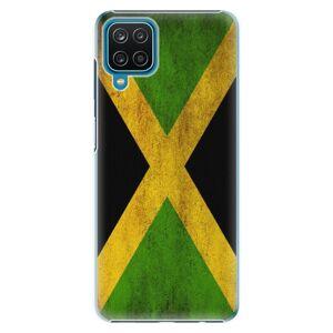 Plastové puzdro iSaprio - Flag of Jamaica - Samsung Galaxy A12