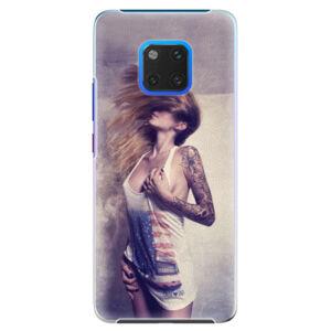 Plastové puzdro iSaprio - Girl 01 - Huawei Mate 20 Pro