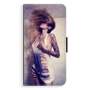 Flipové puzdro iSaprio - Girl 01 - iPhone XS Max