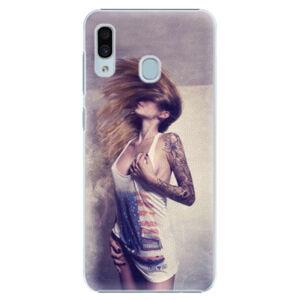 Plastové puzdro iSaprio - Girl 01 - Samsung Galaxy A30