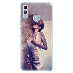 Plastové puzdro iSaprio - Girl 01 - Huawei Honor 10 Lite