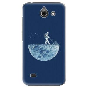 Plastové puzdro iSaprio - Moon 01 - Huawei Ascend Y550