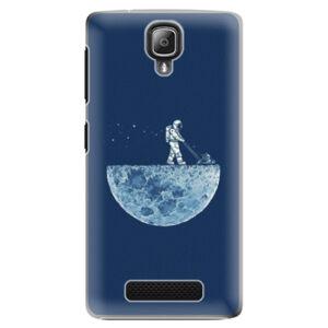 Plastové puzdro iSaprio - Moon 01 - Lenovo A1000