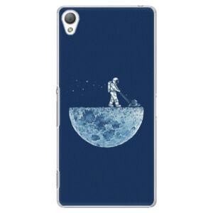 Plastové puzdro iSaprio - Moon 01 - Sony Xperia Z3
