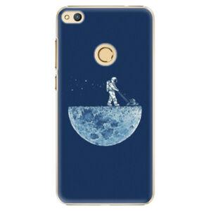 Plastové puzdro iSaprio - Moon 01 - Huawei Honor 8 Lite