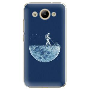 Plastové puzdro iSaprio - Moon 01 - Huawei Y3 2017