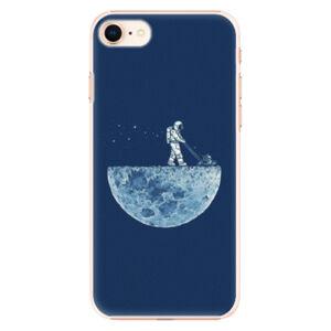 Plastové puzdro iSaprio - Moon 01 - iPhone 8