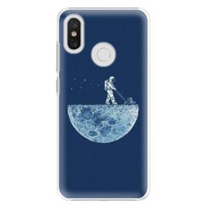 Plastové puzdro iSaprio - Moon 01 - Xiaomi Mi 8
