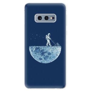 Odolné silikonové pouzdro iSaprio - Moon 01 - Samsung Galaxy S10e