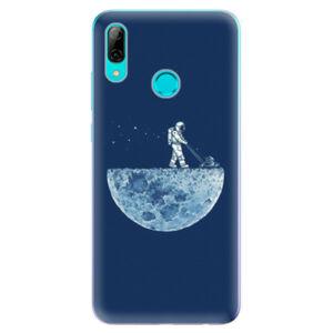 Odolné silikonové pouzdro iSaprio - Moon 01 - Huawei P Smart 2019