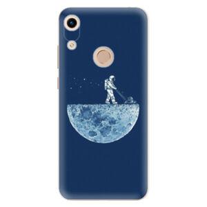 Odolné silikónové puzdro iSaprio - Moon 01 - Huawei Honor 8A