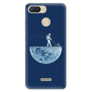 Odolné silikónové puzdro iSaprio - Moon 01 - Xiaomi Redmi 6