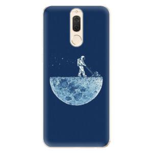 Odolné silikónové puzdro iSaprio - Moon 01 - Huawei Mate 10 Lite